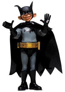 BATMAN JUST US LEAGUE OF STUPID HEROES FIGURE MAD ALFRED E NEUMAN
