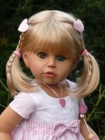 Amelia Rose 32 Inch Masterpiece Doll by Monika Peter Leicht