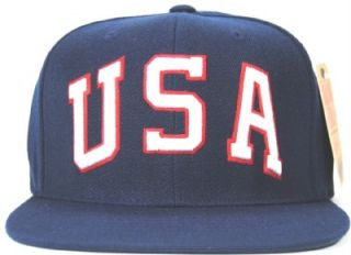 American Needle Snapback Hat USA 1968 Navy Cap Brand New with Tag
