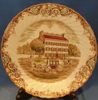 Johnson Brothers Heritage Hall Ironstone Dinner Plate
