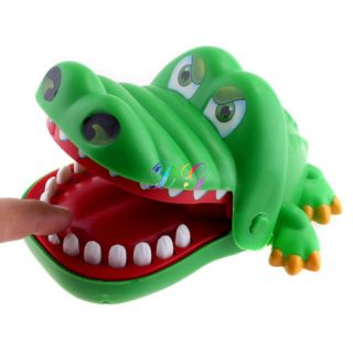 Boy Girl Kid Toy Crocodile Mouth Bite Party Family Game