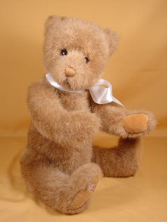 Vintage Stuffed Teddy Bear Gund 1987 for Altman's Dept. Store
