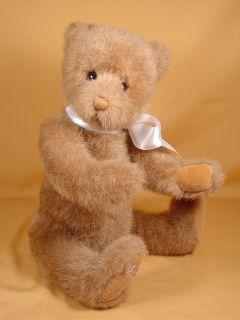 Vintage Stuffed Teddy Bear Gund 1987 for Altman's Dept. Store