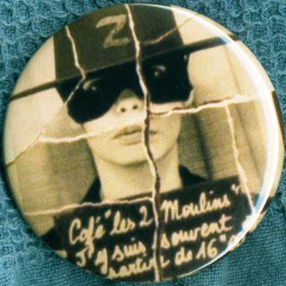 Amelie Poulain Zorro 2 25 Hand Mirror Tautou Cafe Paris