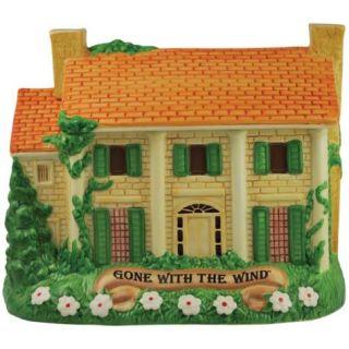 Gone With The Wind Tara Plantation House Cookie Jar by Westland