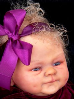 GORGEOUS REBORN BABY DOLL* *KIT COCO MALU ELISA MARX **large layette*