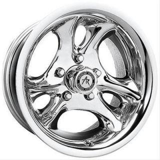 American Racing Polished Ventura Wheel 15x7 5x4 75
