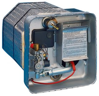 Suburban 5057A Gas Water Heater 6 Gallon Direct Spark Ignition