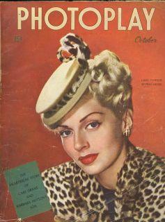 Lana Turner Judy Garland Anne Baxter Farley Granger Errol Flynn