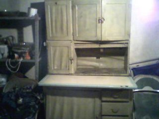 Antique Hoosier Cabinets - LoveToKnow