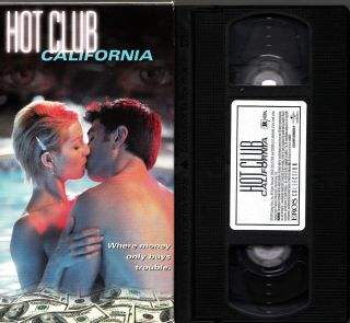 California 1999 (VHS) Angela Nicholas, Tracy Ryan and Amanda Prentice