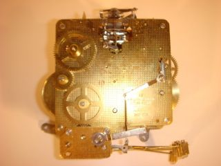 Clock Part Antique Howard Miller 340 021 87 Clock Movement