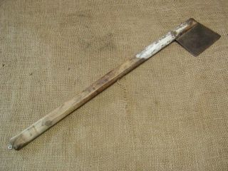 Vintage Tobacco Knife Antique Farm Tool Old Scythe Tools Saw Primitive