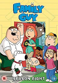 family guy season 8 new dvd  36