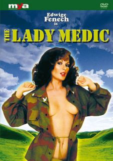 The Lady Medic  Edwige Fenech DVD 1976 Mya (2009)