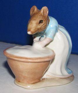 Beswick Beatrix Potters Anna Maria Figurine 1963
