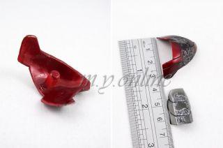 Hot Toys Iron Man 2 Mark VI 1 6 Biceps Shoulder Armor