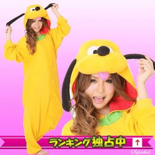 COSTUME FLEECE KIGURUMI JAPAN COSPLAY ADULT ONE SIZE MICKEY MOUSE