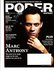 hispanic August september 2011 Marc Anthony Alexa Vega Enrique I