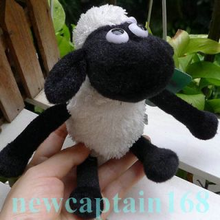 NEW ARRIVAL SHAUN THE SHEEP Shaun PLUSHIES TOY DOLL 5 Mini toy FREE