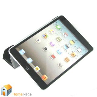 Smart Cover Leather Case Fold Magnetic Stand Holder for Apple iPad