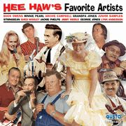 HEE HAW archie campbell BUCK OWENS minnie pearl GEORGE JONES new 12hit