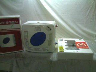 Ariston 6 Gallon Point of Use Indoor Electric Mini Tank Water Heater