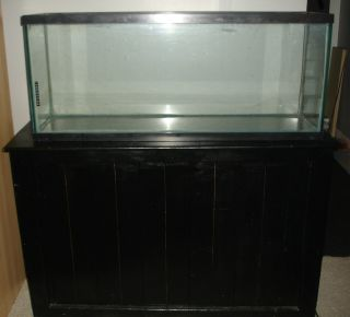 55 Gallon Aquarium Fish Tank Stand Pickup Addison or Del $20 with 25MI