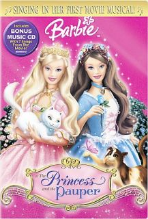 barbie as the princess and the pauper dvd time left