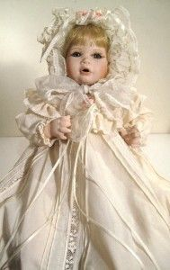20 Vintage Porcelain Doll Hamilton Collection Toy