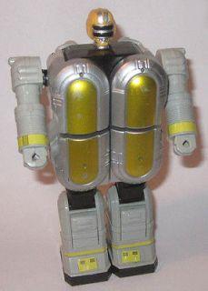 1995 Bandai Power Rangers Zeo Yellow Robot Megazord Part Piece