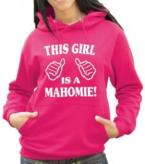 This Girl Is A Mahomie Hoody Austin Mahone Hoodie or Hooded Top 2144