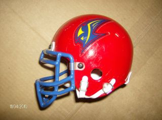 ANGELES AVENGERS ARENA FOOTBALL LEAGUE MINI FOOTBALL HELMET 08 T SHIRT