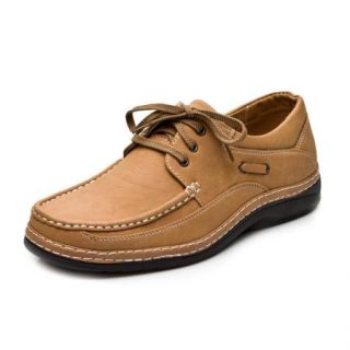 Arider Active 1 Mens Low Top Casual Shoes Mustard
