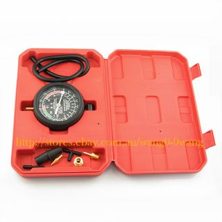 Automotive Car Caburetor Fuel Pump & Vacuum Valve Diagnose Tester