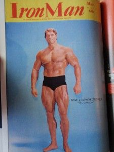 Arnold Schwarzenegger Mr  Olympia Workout on PopScreen