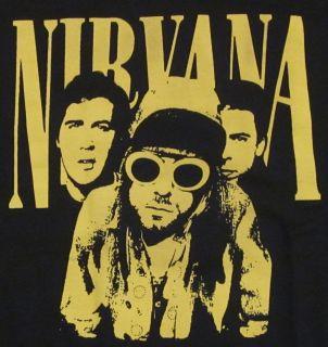 shirt KURT COBAIN DAVE GROHL Alt Rock Grunge Tee Adult S,M,L,XL,2XL