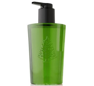 Thymes Frasier Fir Hand Wash, Liquid Soap, Pump 8.25 oz Fresh Cut Tree