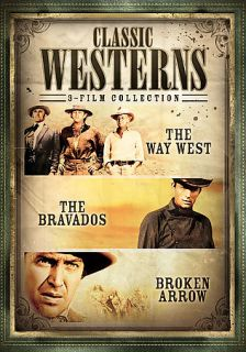Classic Westerns   3 Pack DVD, 2008, 3 Disc Set, Widescreen Checkpoint