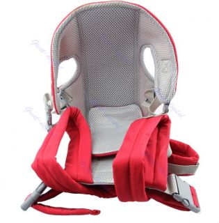 Back Baby Carrier Infant Comfort Backpack Baby Sling Wrap Gear