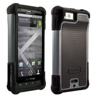 Ballistic SG Case Cover Motorola Milestone x Blk Grey