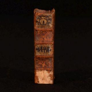 1713 Orlando Furioso Di M Lodovico Ariosto Tomo Terzo Poem Illustrated