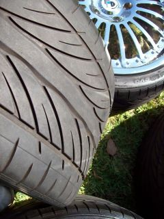19 asanti Wheels BMW E60 525i 525 528 530 535 545 550 Tires 5 Series