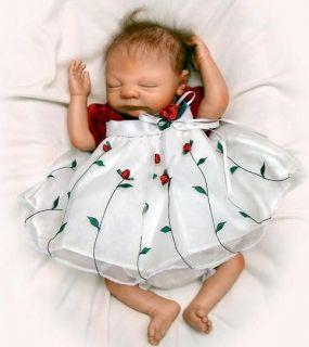 Sophia, So Truly Real Baby Doll by Linda Webb, Ashton Drake 2005