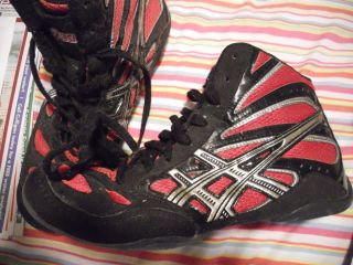 Asics Split Second 8 J001Y Mens Wrestling Shoe Size 9 5