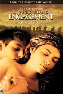 Very Long Engagement 2 DVD Set Audrey Tautou New 085393897222