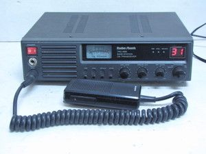 RADIO SHACK CB BASE STATION TRC 495 40 CHANNEL RADIO TRANCEIVER