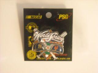 NEW MLB 2000 BASEBALL WORLD SERIES NEW YORK YANKEES VS METS SUBWAY