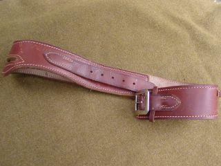 Vintage LAWRENCE Gunslinger Cartridge Belt (.22 Rimfire Loops)