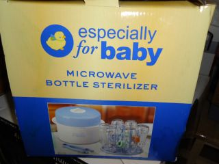 Microwave Bottle Sterilizer Especially for Baby
